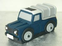 Land Rover Cake Topper